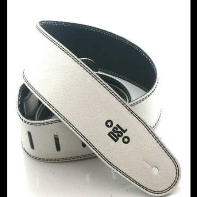 "DSL 2.5"" Black & White reversible strap"