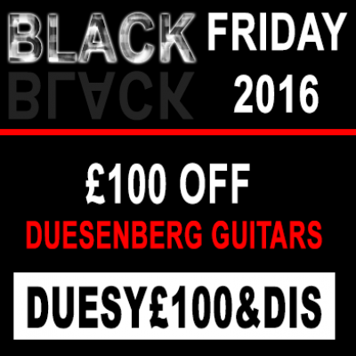 Duesenberg - Black Friday