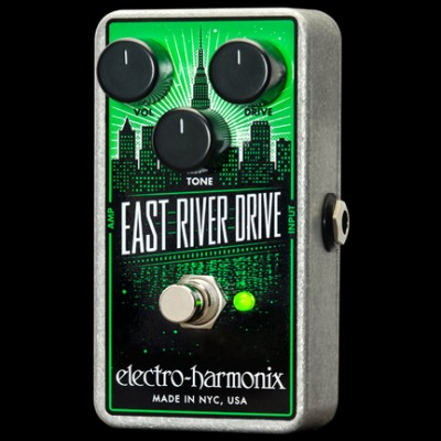Electro Harmonix East River drive, Drive