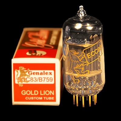 Genalex / Gold Lion 12AU7/ecc82