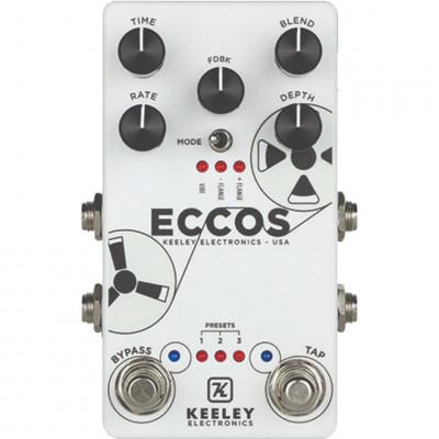 Keeley Eccos - Vintage Tape Delay