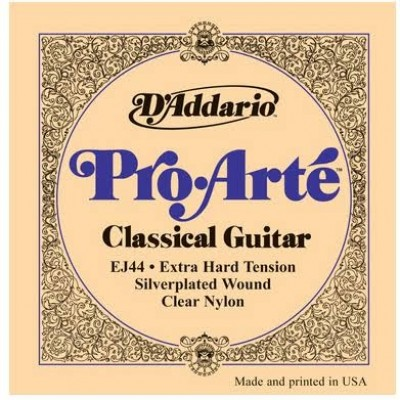 Daddario EJ44 Extra Hard Tension Pro-Arte Classical Strings