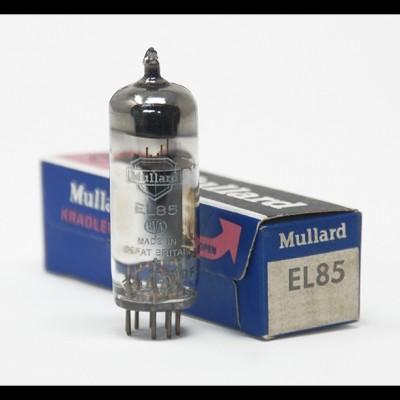 EL85 Mullard (New and Boxed)