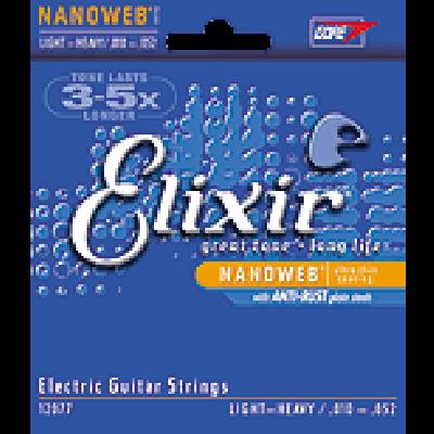 Elixir Coated Nanweb Electric Strings