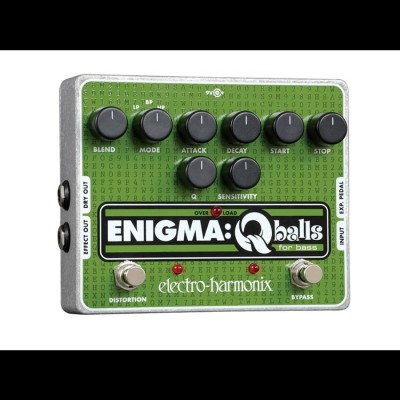 Electro harmonix Enigma Envelope Filter for Bass