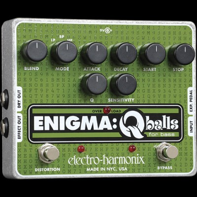 Electro Harmonix Enigma - Envelope Filter for Bass