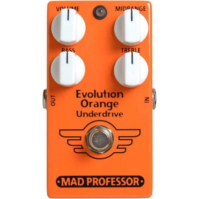 Mad Professor Evolution Orange Underdrive PCB Pedal