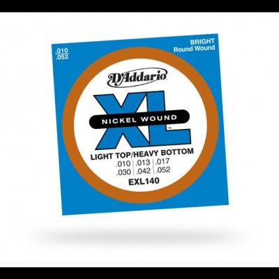 D'Addario EXL140 Light Top/Heavy Bottom