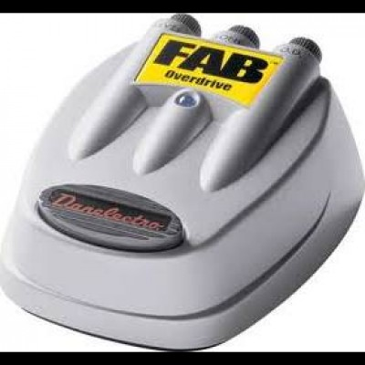 Danelectro FAB2 Overdrive Pedal