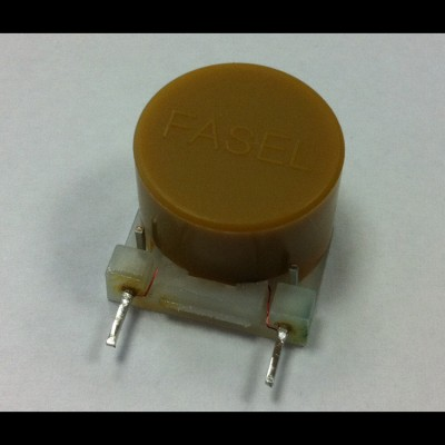 ECB-F1-01 Fasel Inductor Cup Core Yellow