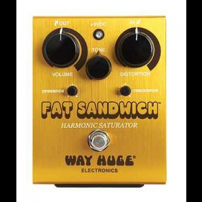 Way Huge Fat Sandwich Harmonic Saturator WHE301