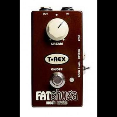 T-Rex Fatshuga - Boost & Reverb