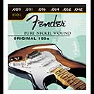 Fender 150 Guitar Strings