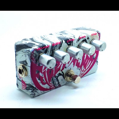 Z.VEX Fuzz Factory Hand Painted (M176)