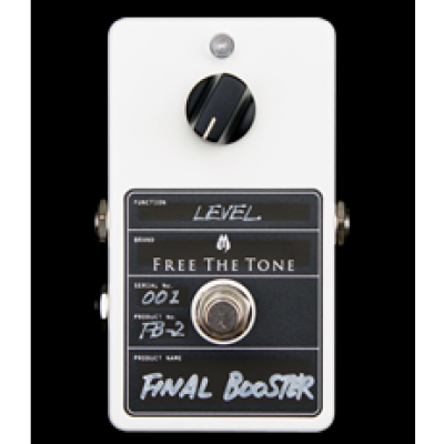 Free The Tone, Final Booster FB-2