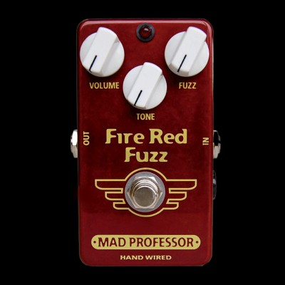 Mad professor Fire Red Fuzz - Hand Wired