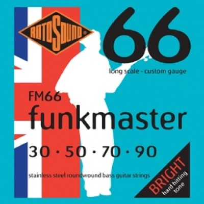 Rotosound Swing Bass 30-90 Funk Masters