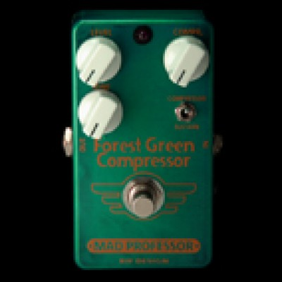 Mad Professor Handwired Custom Forest Green Compressor