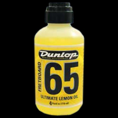 Jim Dunlop JD-6554 Lemon Oil, 4oz