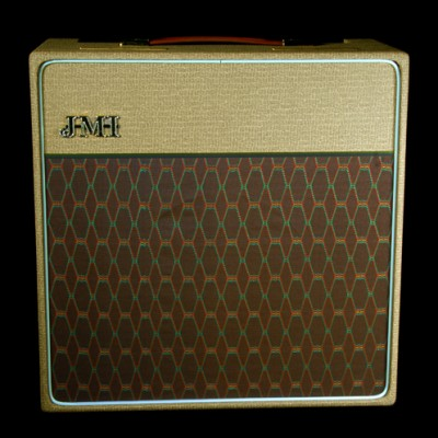 JMI 15/4 Combo Amp - front