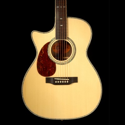 Crafter TC-035 Acoustic Electric Guitar left handed