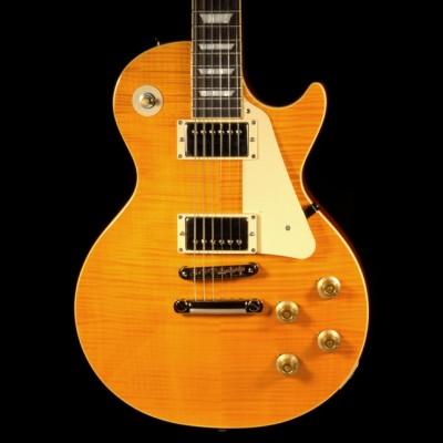 Fenandes Burny RLG-55 Vintage Lemon guitar