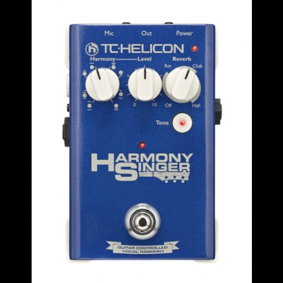 TC Helicon Harmony Singer, Vocal Effects