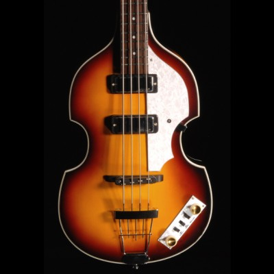 Vintage Violin Bass Guitar, Antique Sunburst