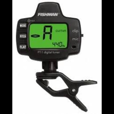 Fishman FT-1 Clip-On Digital Guitar and Bass tuner