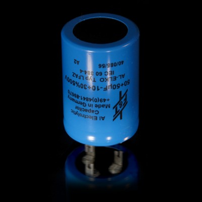 F&T Radial Capacitor