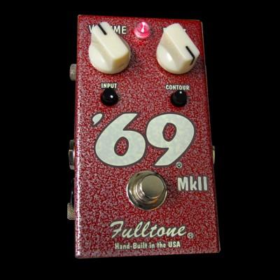 Fulltone 69 Mk2 fuzz guitar pedal
