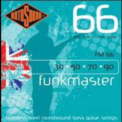 Funkmaster (Stainless Steel Roundwound)