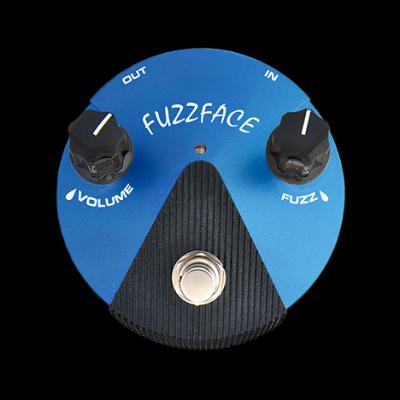 Jim Dunlop Silicon Fuzz Face Mini Distortion