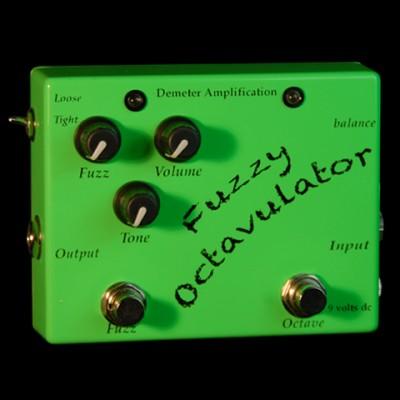 Demeter Fuzzy Octavulator FZO-1