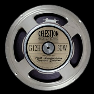 Celestion G12H 8ohms Anniversary Speaker T4533AWD