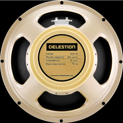 Celestion G12M-65 Creamback 16ohms
