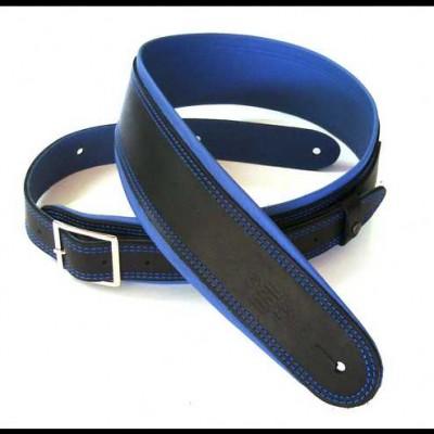 DSL GEB25-15-8, 2.5″ Rolled Edge Buckle Black/Blue
