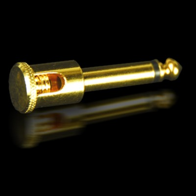 George L's Plugs Angled Gold .155