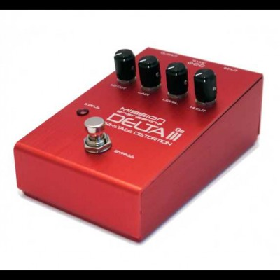 Mission Engineering Delta III, Germanium Overdrive, Distortion