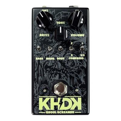 KHDK Kirk Hammett Ghoul Screamer Pedal
