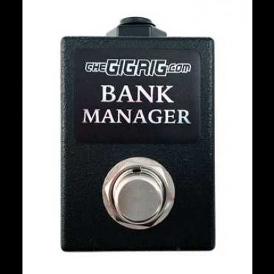 TheGigRig G2 Bank Manager