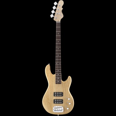 Tribute Bass Guitar L-2000 Natural Gloss over Swamp Ash