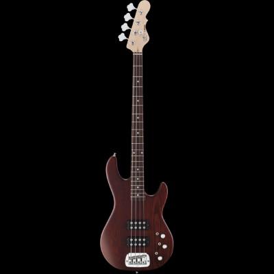 Tribute Bass Guitar L-2000 Walnut Satin over Swamp Ash