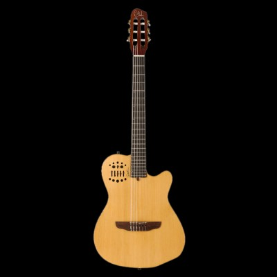Godin Godin ACS-SA Nylon Slim Cedar Natural (With Bag)