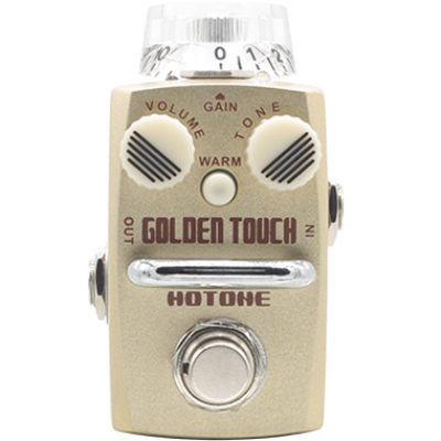 Hotone Golden Touch Overdrive