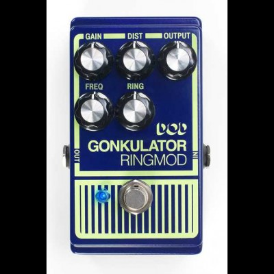 DOD Gonkulator - Ring Modulator Pedal