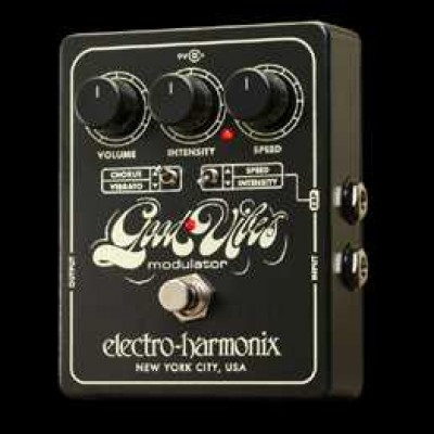 Electro Harmonix Good Vibes - Analog Modulator