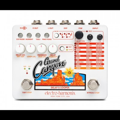 Electro Harmonix Grand Canyon Delay & Looper