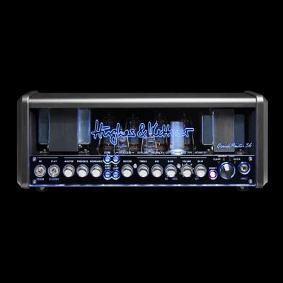 Hughes & Kettner GrandMeister 36, Programmable Valve Amp Head