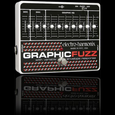 Graphic Fuzz EQ, Distortion - Sustainer